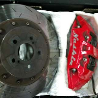 Nashin Brake Kit For Subaru Impreza