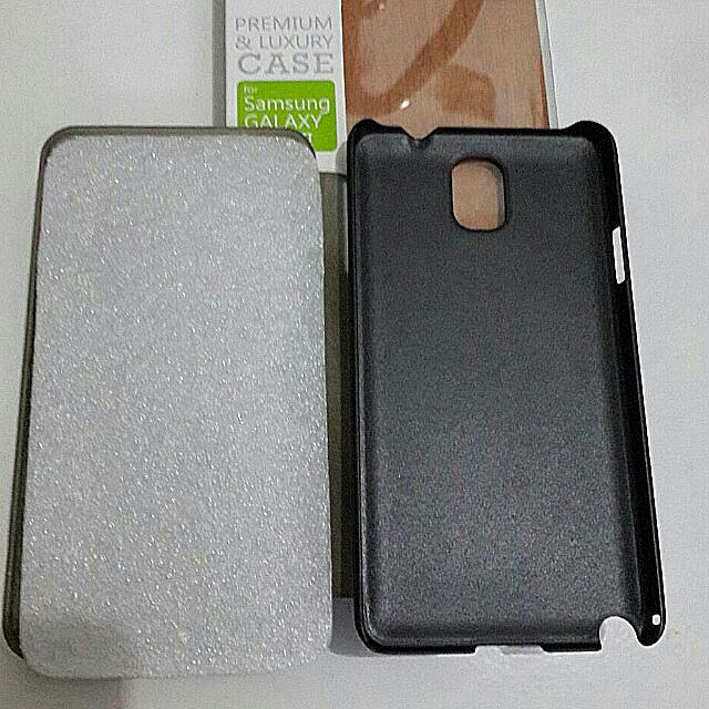 Gissar Wooden Case For Samsung Galaxy III