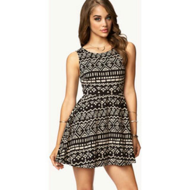 Tribal Dress