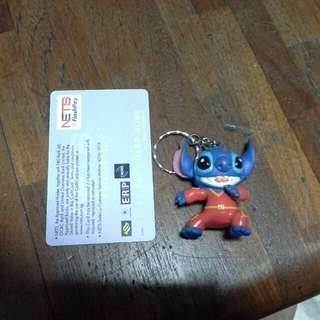 Sitich From lilo and stitch Movie (Keychain)