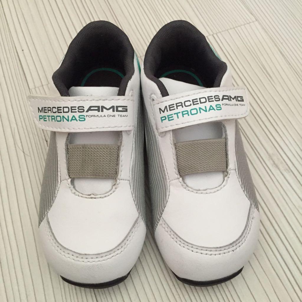 ed472b313cb Brand New Puma Mercedes Petronas AMG Formula One Shoes For Sale ...