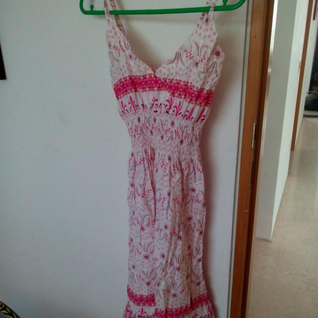 V-line Dress