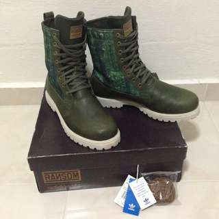 (RESERVED / PENDING) Ransom By Adidas Originals Mesa E Boots