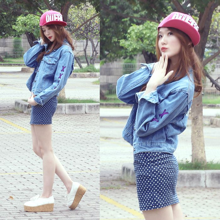 GOWIGASA Denim Jacket