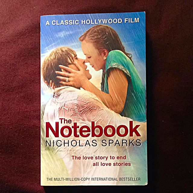 Nicholas Sparks : The Notebook