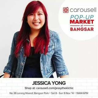 SALES at Pop Up Market by Carousell