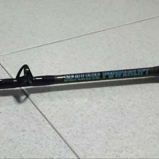 Daiwa Sea line Power Lift Fast Taper Jig Action Trolling cum Jigging Boat Rod For Sale at $135. Condition9/10!!. Pls Contact 90060574.