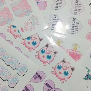 🎀🎀 FREE TUMBLR STICKERS UPON ANY PURCHASE‼️‼️
