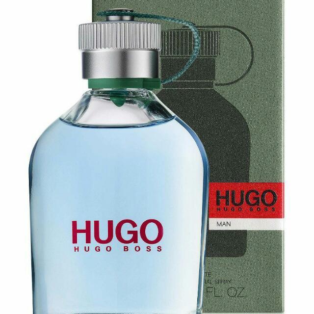 200ml Hugo Boss Perfume Man Mens Fashion On Carousell