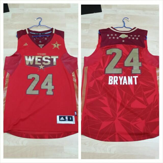 6f1a8d28fadc Kobe Bryant 2011 NBA All Star Swingman Jersey
