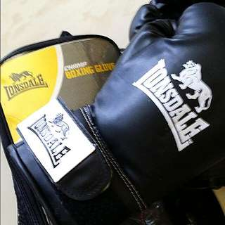 Lonsdale Boxing Gloves (Brand New)