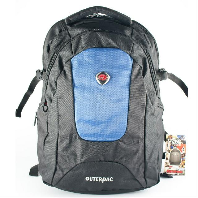 Outerpac - Laptop Bag Plus Bag Cover