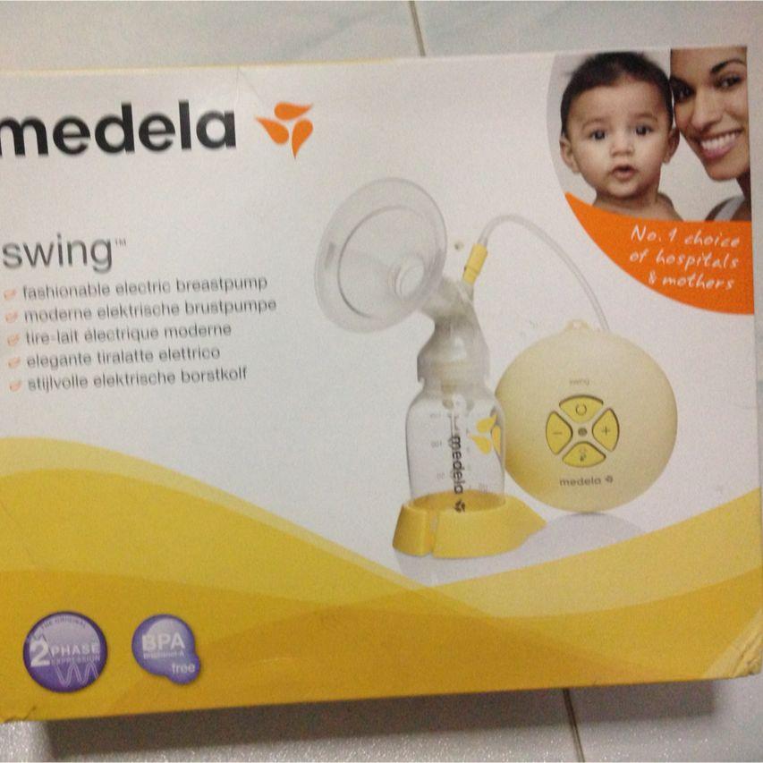 Medela Swing Single Electric Breast Pump Babies Kids On Carousell