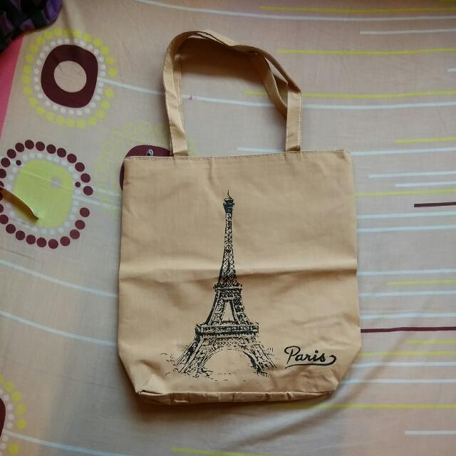 Paris Eiffel Tower Shoulder Bag