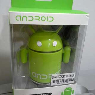 (Price Reduce) Android Speaker