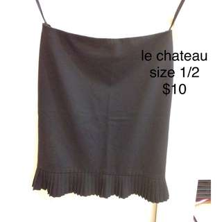 Le Chateau Skirt