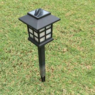 Solar Lamp (Garden/Potted plants)