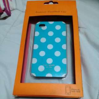Kate Spade Iphone 4/4s Cover