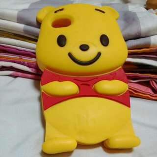 Winnie The Pooh Iphone 4/4s Cover