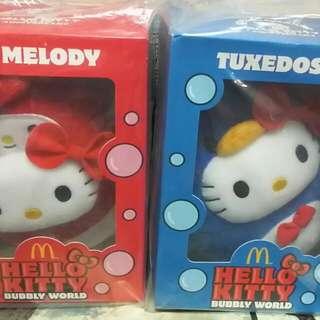 My Melody & Tuxedosam Plushie