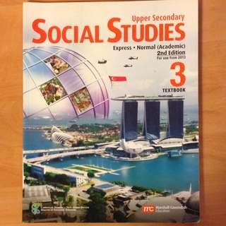 Upper Secondary Social Studies Textbook 3