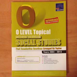 TYS Social Studies Topical