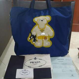 Pre Loved Prada Limited edition bag ( robot series in 2008 for Olympics) -cash only no trade !! Further Reduction $500!