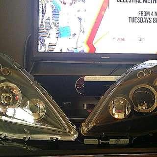 Honda Fit GE Headlights