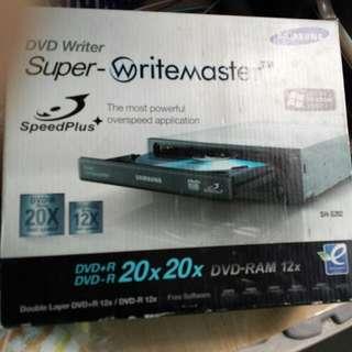 Samsung DVD Writer Used