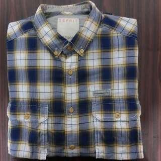 ESPRIT Checked Shirt
