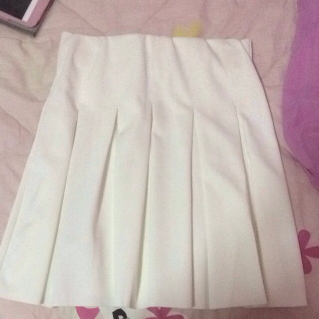 american apparel inspired tennis skirt