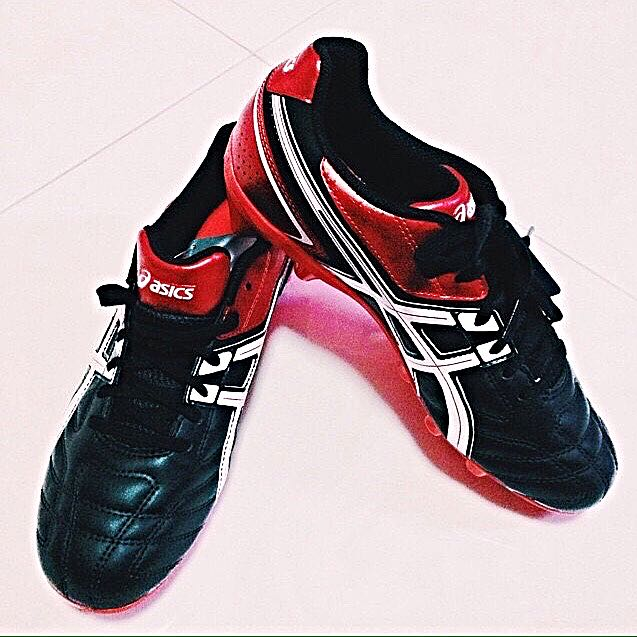 38f223da9cc4 Asics Rugby   Football boots. Lethal Shot CS 4 GS