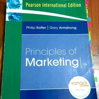Principles Of Marketing Pearson