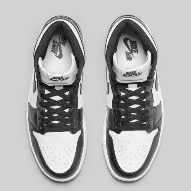 "(Closed)Air Jordan 1 Retro High OG ""BLACK WHITE"""