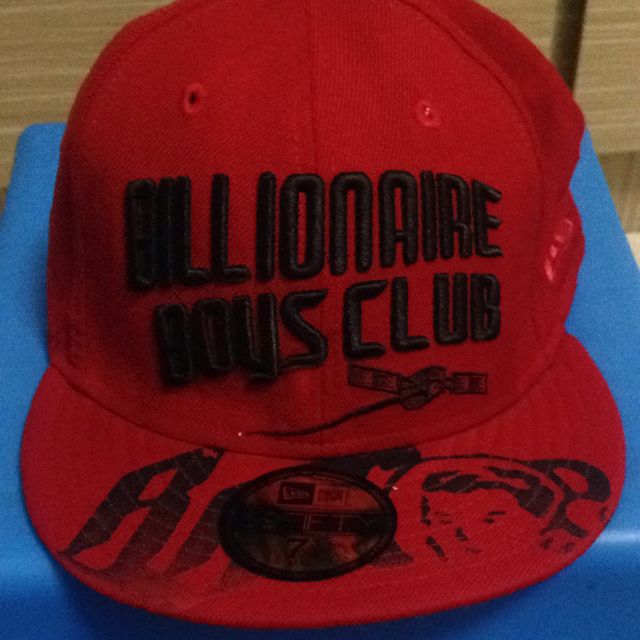 da7ca64b07aef Billionaire Boys Club New Era Fitted Hat. Authentic!
