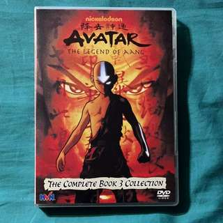 AVATAR Original DVD Collection