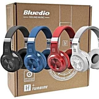 Bluedio Hurricane H+ Turbine Bluetooth 4.1 Headphones