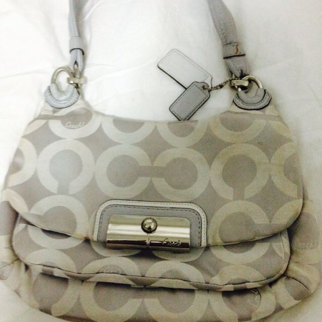Authentic Pre-loved Coach Handbag @40sgd