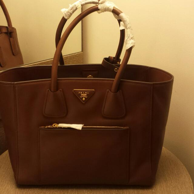 b181e9535ca6 Brand New : Prada Soft Calf BN 2795 (Smooth leather), Luxury on ...