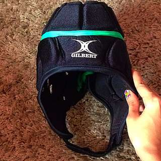 Gilbert Scrumcap