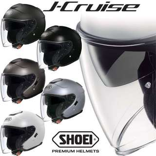 Brand New Shoei J Cruise For Sale