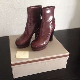 Marni Winter Edition 2011 Ankle Boots IT40