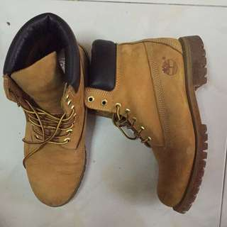 Classic 6 Inch Timberland Boots