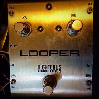 Righteous Tone Looper Pedal