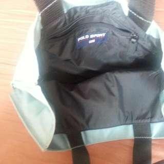 Polo Big Shoulder Bag