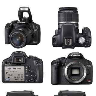 Canon DSLR EOS 500D
