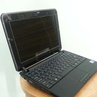 "Netbook 10"" New With MS Office 2010"