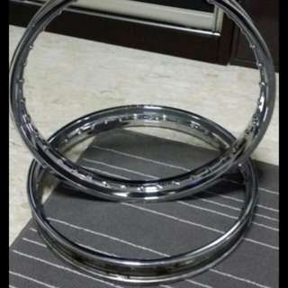 Union cycle rim 18 for RXZ w/o spoke