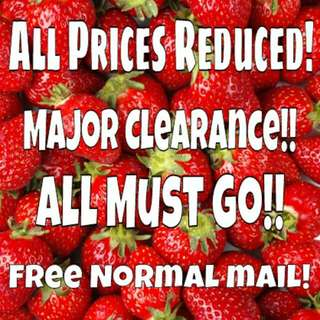 ☆MAJOR CLEARANCE!☆ See My Profile!