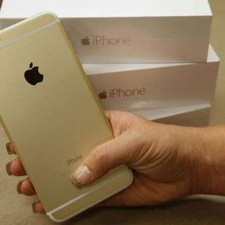 IPhone 6+, 64Gb Gold (Brand New SEALED In Box)